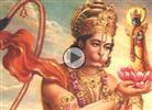 जय जय हनुमान गुसाई कृपा करो हनुमान